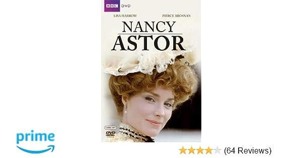 Nancy Astor Dvd Amazoncouk Pierce Brosnan Lisa Harrow