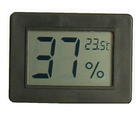 Hygromètre digital rectangulaire pour cave á cigares humideur