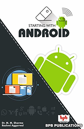 Starting with Android: Android application development guide ...