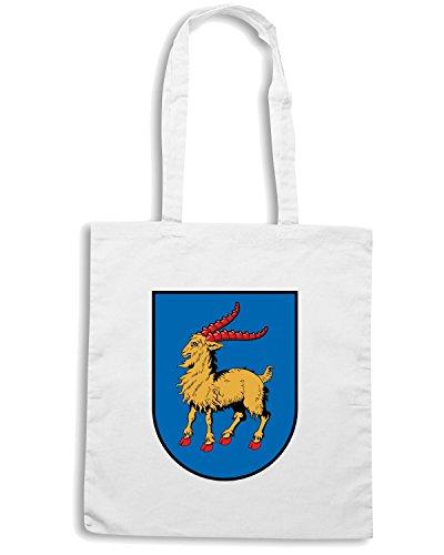 T-Shirtshock - Borsa Shopping TM0100 istria coat citta Bianco