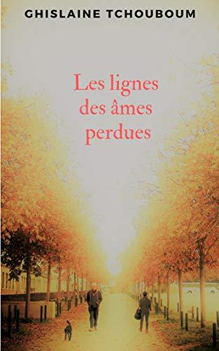 Couverture du livre Les lignes des âmes perdues: Poèmes (Amour, vie... t. 1)