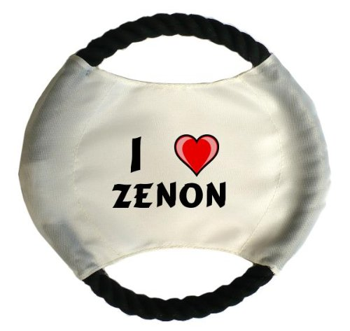 personalised-dog-frisbee-with-name-zenon-first-name-surname-nickname