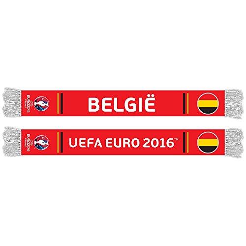 Euro 2016Bélgica bufanda