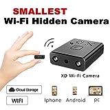 Mini-Kamera,ZTour HD Kleine Wireless Wifi Mini WLAN Überwachung Kamera Kindermädchen-Kamera mit Bewegungserkennung für iPhone/Android Phone/iPad