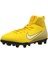 sale retailer 1aabe f4842 Nike Jr Superfly 6 Club NJR Fg/MG Scarpe da Calcetto Indoor Unisex – Bambini