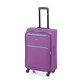 John Travel Trolley Fucsia