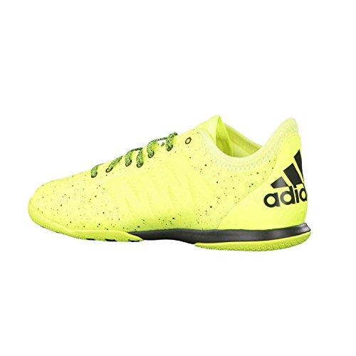 adidas X 15.1 CT Herren Hallen Fußballschuhe Gelb