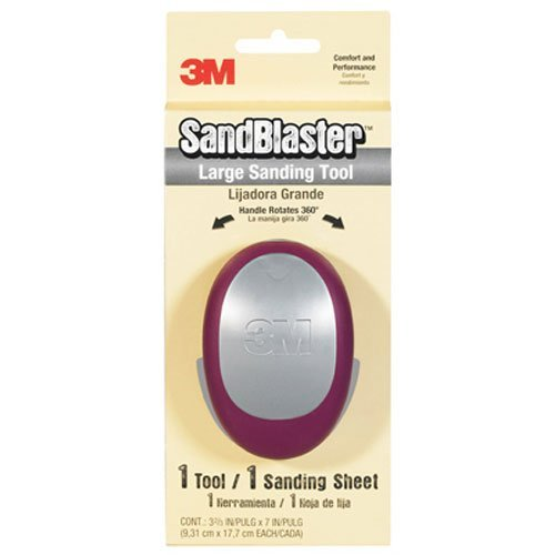 3M COMPANY - Sandblaster Flexible Large Sanding Tool