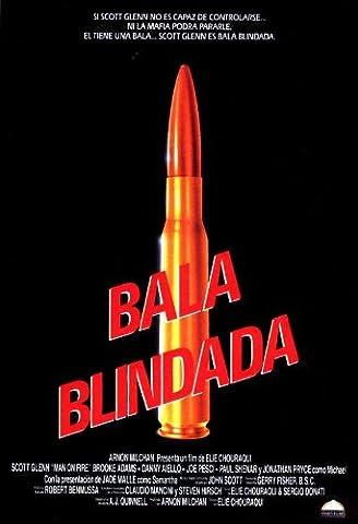 Man on Fire Plakat Movie Poster (27 x 40 Inches - 69cm x 102cm) (1987) Spanish (Brooke Adams Weihnachten)