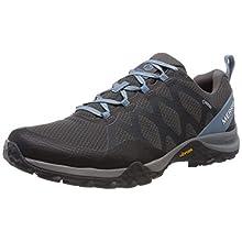 Merrell Women's Siren 3 Gore-tex Low Rise Hiking Boots, Grey (Blue Smoke), 7.5 (41 EU)