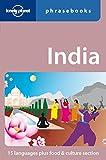Lonely Planet India Phrasebook (Lonely Planet Phrasebooks)