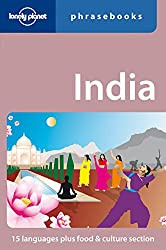 Lonely Planet India Phrasebook (Lonely Planet Phrasebook)