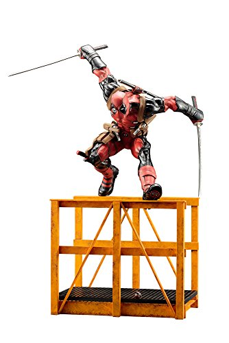 Kotobukiya MK215 1: 6 Figura de Deadpool Marvel Now. Super