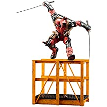 Kotobukiya MK2151: 6Figura de Deadpool Marvel Now. Super