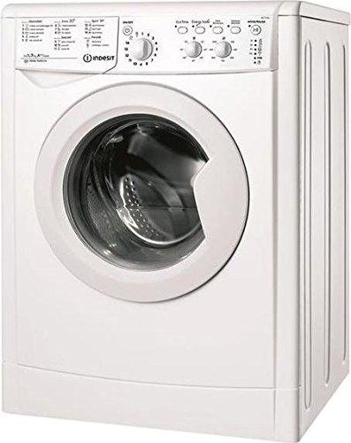 Indesit Lavatrice 7 Kg Classe A++ P 51,7cm 1000 Giri IWC 71052 C ECO IT