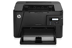 HP LaserJet Pro M201dw Laserdrucker (Drucker, WLAN, LAN, HP ePrint, Apple Airprint, USB, 600 x 600 dpi) schwarz