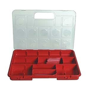 Mallette de rangement 15 casiers modulables Cargo 900
