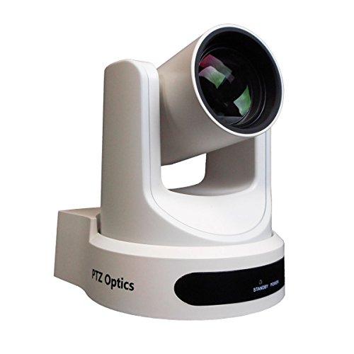 ptzoptics 12x USB gen-2USB 3.0PTZ 1080p Video Konferenz Kamera mit gleichzeitige HDMI und IP Streaming-Weiß