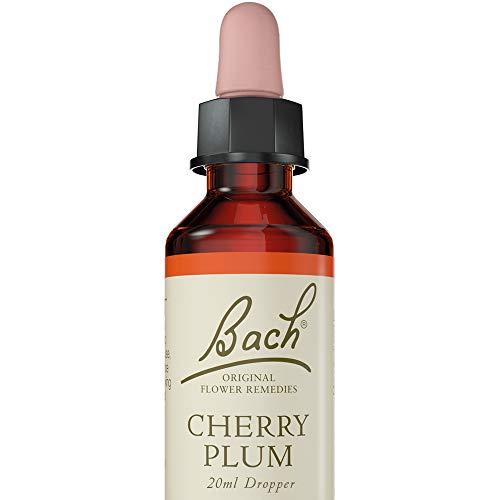 bach original flower remedies cherry plum 20ml