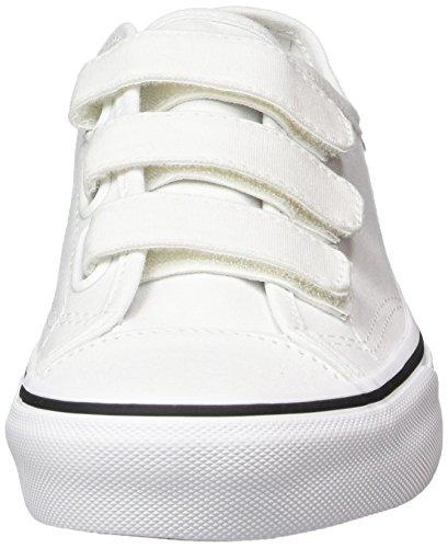 Vans Style 23 V, Scarpe Running Unisex-Adulto Bianco (Canvas) ...