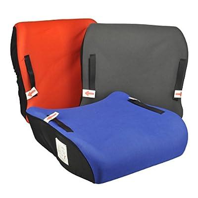 Unitec 84060 Sitzkissen Junior 15-36 kg, Gr.II+III, ECE 44/4, farblich sortiert