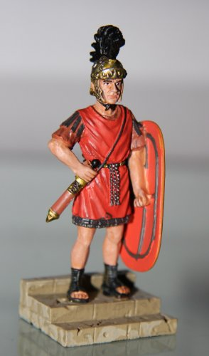Preisvergleich Produktbild Frontline-Altaya-De Agostini AW-Prätoreanische Garde /römischer Legionär Krieger-Zinn