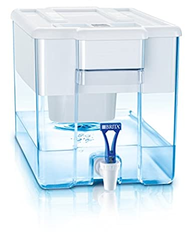 BRITA Optimax Cool Water Filter Jug and Cartridge, White
