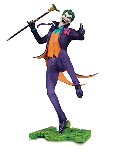 DC Core The Joker Estatua de PVC