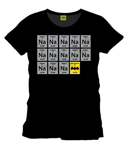 DC Comics Batman Na Na Na Männer T-Shirt schwarz. Offiziell lizenziert Schwarz
