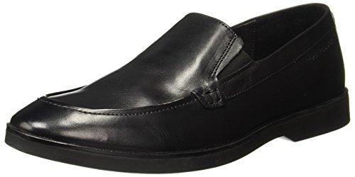 Hush Puppies Men's Marx Black Leather Formal Shoes - 8 UK/India (42 EU)(8546064)