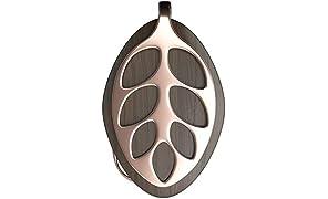 Bellabeat Leaf Nature Gesundheitstracker/Fitnesstracker-Schmuck in Blattform
