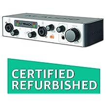 (CERTIFIED REFURBISHED) M-Audio M-Track II USB Audio Interface