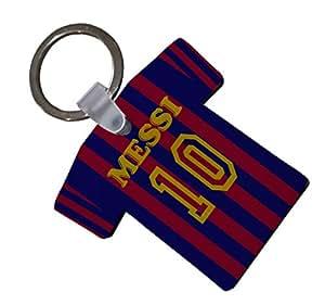 Kdomania - Porte clé maillot de foot Messi