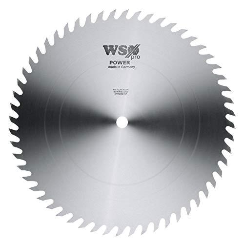 CV Lame de scie circulaire 600 x 30 mm Z56 dents de loup pour bois de chauffage