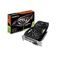 Gigabyte GeForce GTX 1650 Super Windforce OC 4G Graphics Card, 2X Windforce Fans, 4GB 128-Bit GDDR6, Gv-N165SWF2OC-4GD Video Card