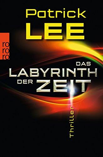Das Labyrinth der Zeit (Die Zeitpforten-Thriller, Band 3) - Ersatz-gewebe