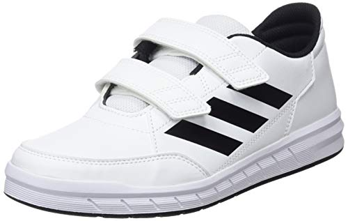 Adidas Altasport Cf K Scarpe da fitness Unisex - Bambini, Bianco (Blanco 000), 38 EU