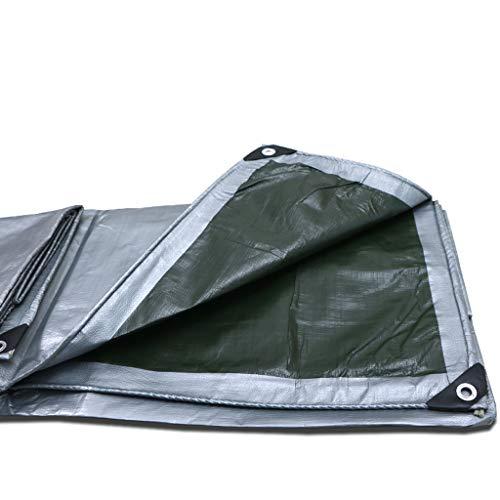 Preisvergleich Produktbild Abdeckplane LITING Silberne Plane-Markise-Tuch-im Freiensonnenschutz-Plane-Plane (größe : 2 * 3m)