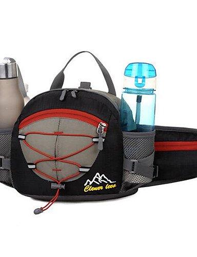 ZQ 10-20 L Radfahren Rucksack / Rucksack Camping & Wandern / Legere Sport / Reisen / Radsport Draußen / Legere SportWasserdicht / Black