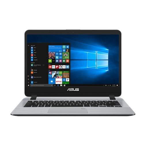 "ASUS F407UA-EB095T Grigio Computer portatile 35,6 cm (14"") 1920 x 1080 Pixel 2,5 GHz Intel® Core™ i5 di settima generazione i5-7200U"