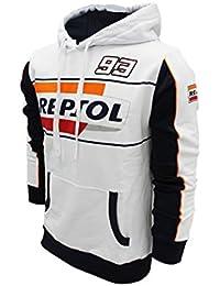 VR46 - Sudadera Fleece Repsol Marc Marquez - M