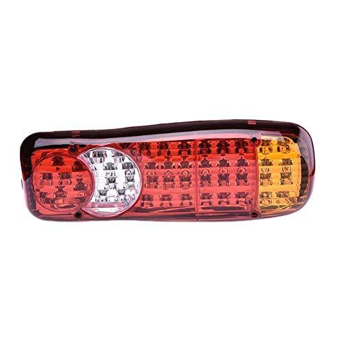 Preisvergleich Produktbild Szl 12 V 24 V 46led Auto Lkw Led Warnleuchten Rücklicht Rückleuchte Für Anhänger Ute