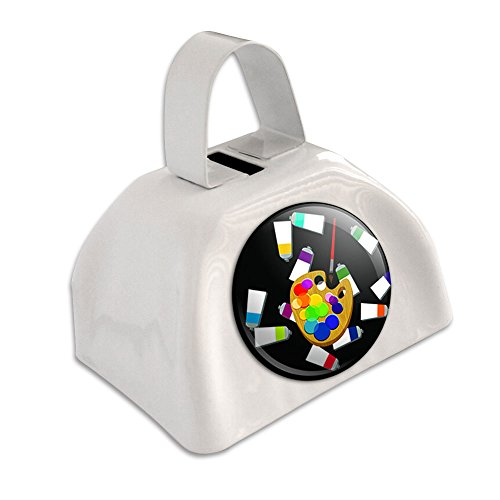 painters-palette-black-artist-painting-white-cowbell-cow-bell