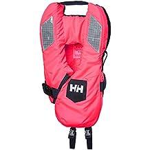 Helly Hansen Baby Safe+ Chaleco De Ayuda a la Flotabilidad, Unisex bebé, Neon Pink