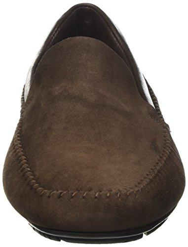 Lario 1898 S.P.A Rod, Mocassins (loafers) homme Marrone (Dark Brown)