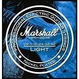 Marshall MRSTR0942E 50th Anniversary limitierte Sonderedition E-Gitarre Saiten (009 bis 042)