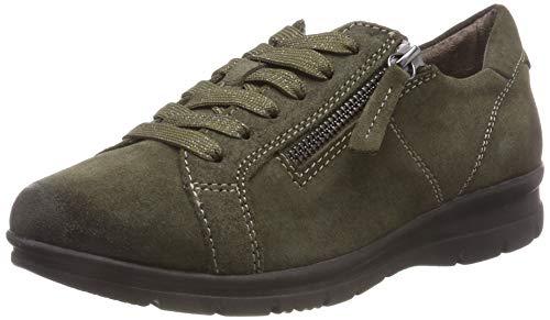 Jana 8-8-23611-21 722, Damen Sneaker, Grün (Olive 722), 39 EU (6 UK)