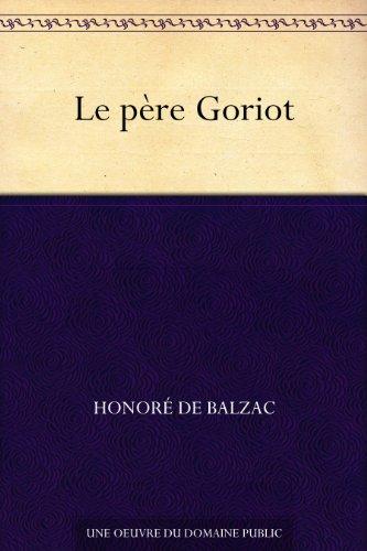 Le pre Goriot
