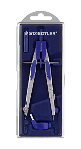 Staedtler 553 01 compasso leggero con tasti