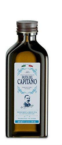 Mundwasser Minze Geschmack (Pasta del Capitano 1905 Mundwasser Konzentrat, 100 ml)